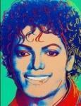 obras andy warhol pop art michael jackson
