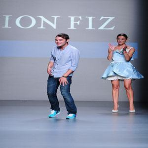 Madrid Fashion Week Ion Fiz