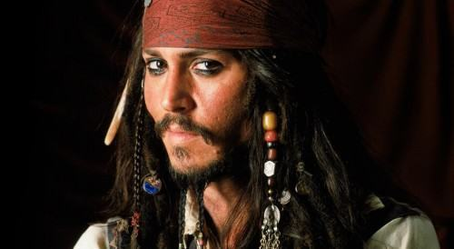 foto johnny depp jack sparrows
