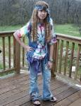 roupa anos 70 para criança