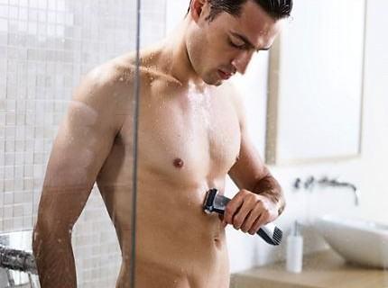 foto pêlo masculino