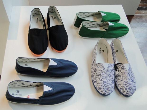 foto sapatos renner