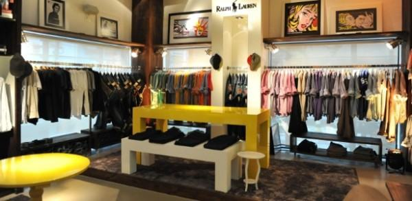 foto da nova loja do neymar