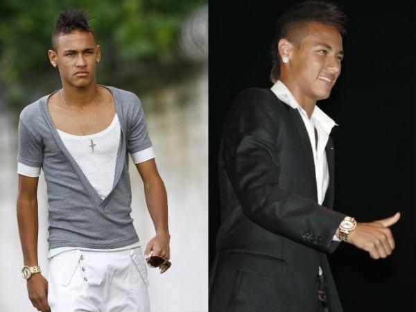 foto roupas do neymar