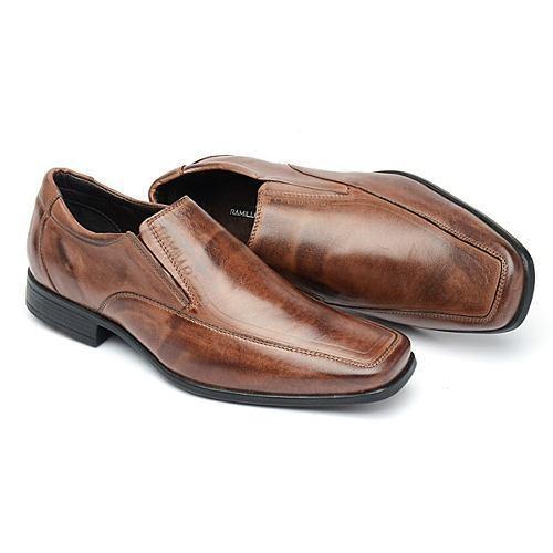 foto sapato de couro