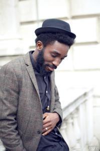 estilo de barba para negros