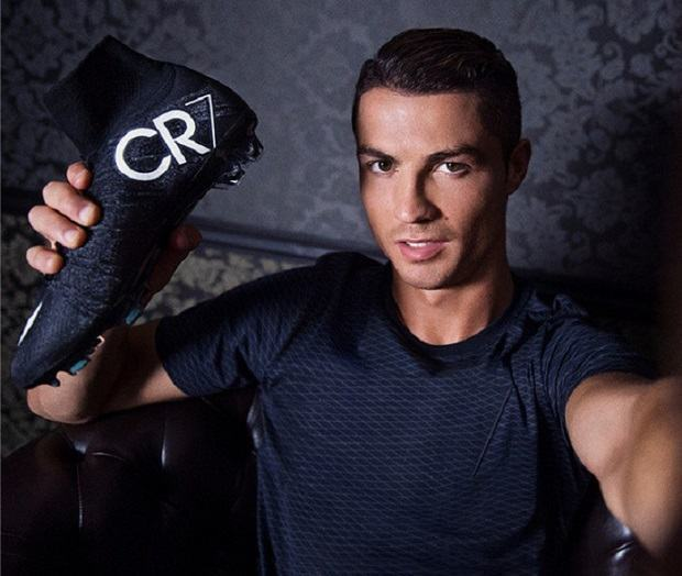 chuteira cristiano ronaldo cr7 2014