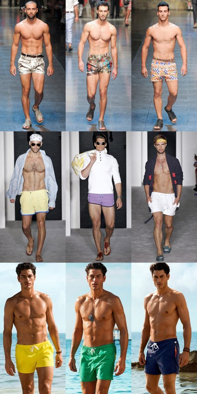 shorts curtos masculinos