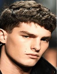 corte cabelo curto indie masculino
