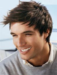 corte cabelo curto repicado masculino