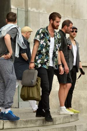 moda primavera masculina
