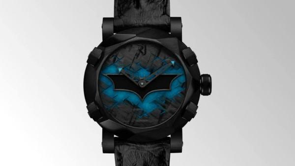 relógio do batman