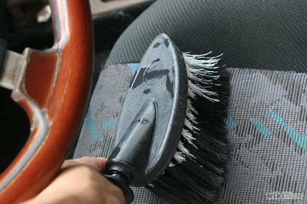 tirar fedor do carro