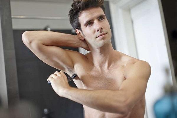 depilador eletrico masculino