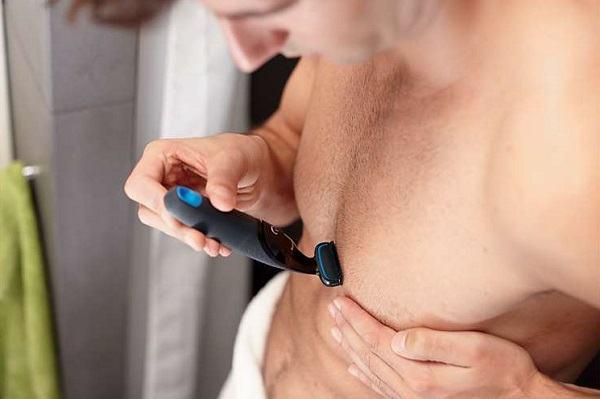 depilador eletrico para homem