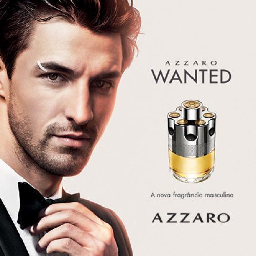 resenha azzaro wanted