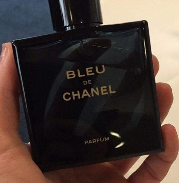 Kết quả hình ảnh cho Bleu De Chanel 2018