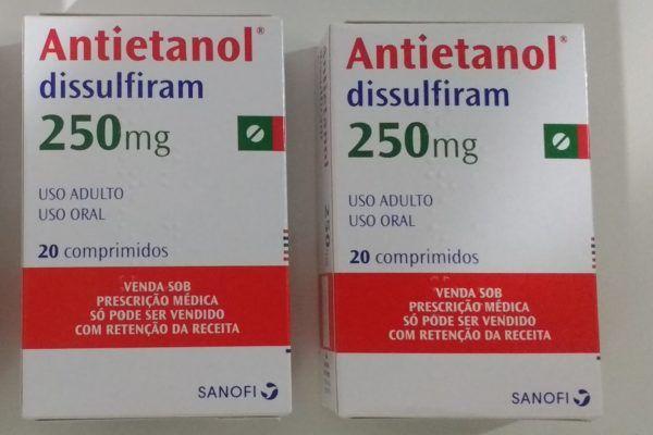 antietanol remédio para parar de fumar