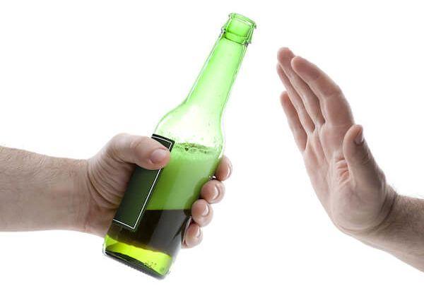 remédio parar de beber