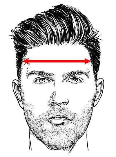 Para saber qual formato do seu rosto, é necessário descobrir qual parte  mais longa, quais parte curta ou se elas são iguais. 9c202a8f5f